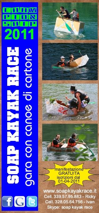 soap kayak race championship 2011