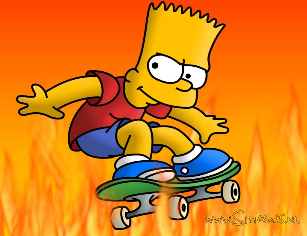 I miei adorati Simpson su Buchacha!