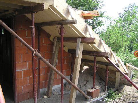 Una soletta in cemento armato for Scale in cemento armato