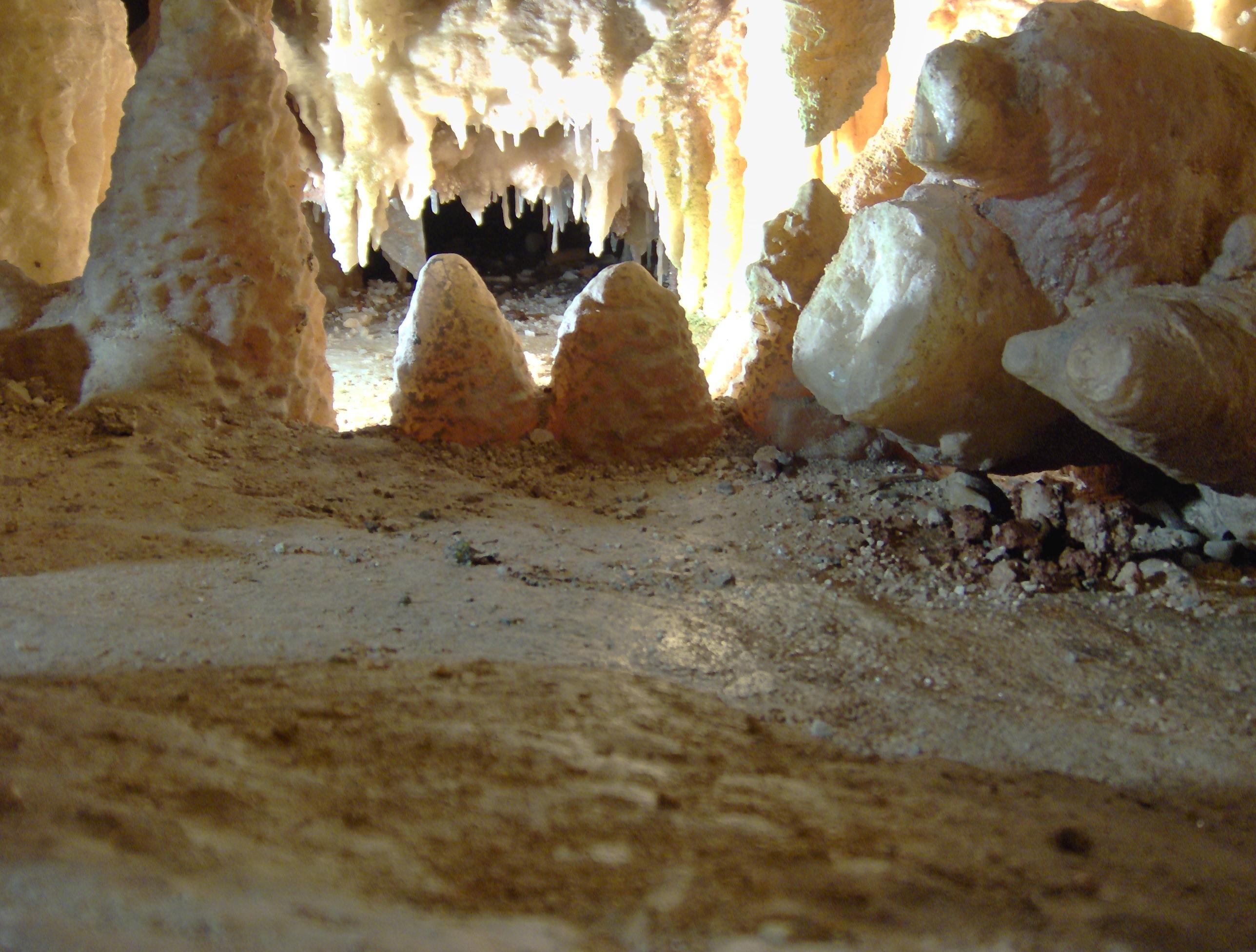 Grotte d Castellana