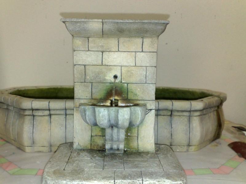 Construzione fontana pagina 3 presepe forum il forum for Fontana presepe fai da te
