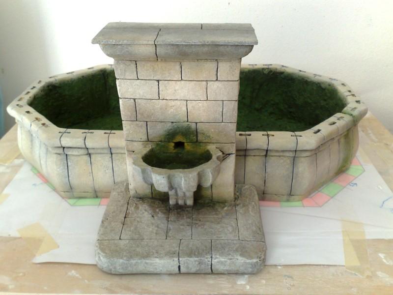 Construzione fontana pagina 2 presepe forum il forum for Fontana presepe fai da te