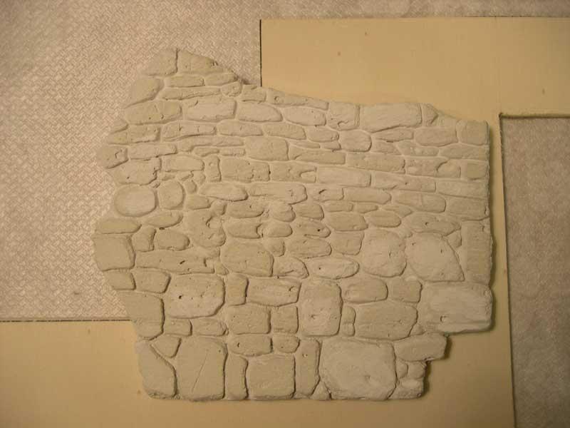 Colorare case in muratura   presepe forum: il forum sul presepe ...