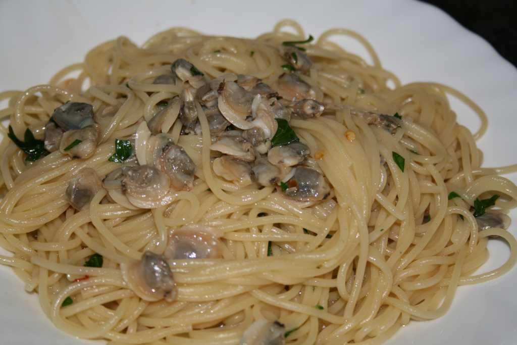 Spadellami - Spaghetti alle Vongole