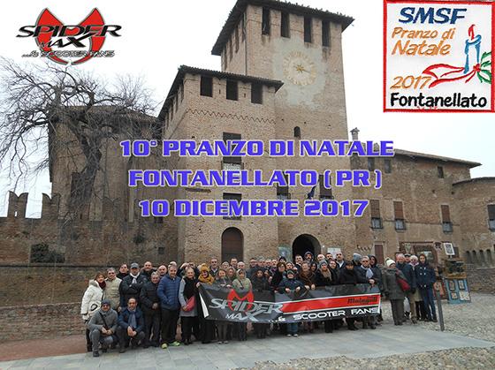 10° PRANZO DI NATALE S.M.S.F.