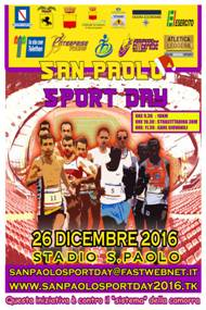 SAN PAOLO SPORT DAY 2015 - Home Page