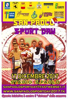 SAN PAOLO SPORT DAY 2017 - Home Page