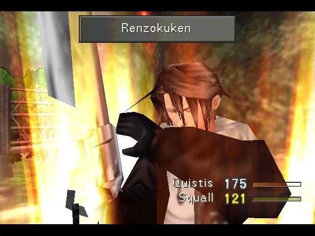 Poll: Zetsubou Reviews: Final Fantasy VIII - In-Depth