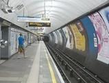 VICTORIA LINE - METROPOLITANA DI LONDRA