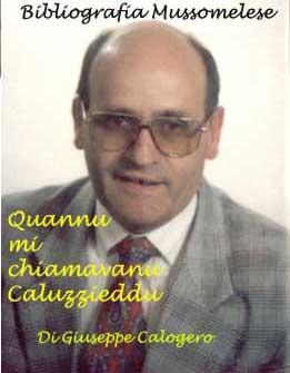 Calogero Di Giuseppe, Calogero Di Giuseppe, Mussomeli, Caltanissetta, Sicilia