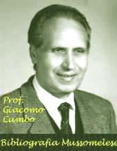 Cumbo Giacomo, Mussomeli