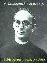 Padre Giuseppe Messina SJ, Mussomeli