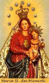Maria Santissima dei Miracoli, Mussomeli