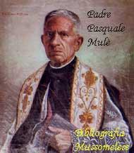 Parroco Pasquale Mulè, Mussomeli