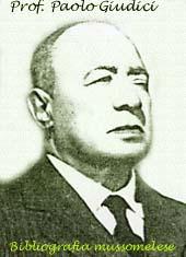 Professore Paolo Giudici , Mussomeli