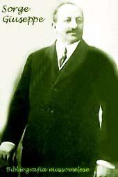 Giuseppe Sorge, Mussomeli