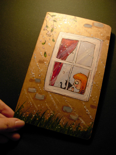 sketchbook project cover
