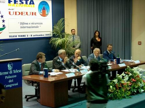 Udeur for Commissione difesa camera