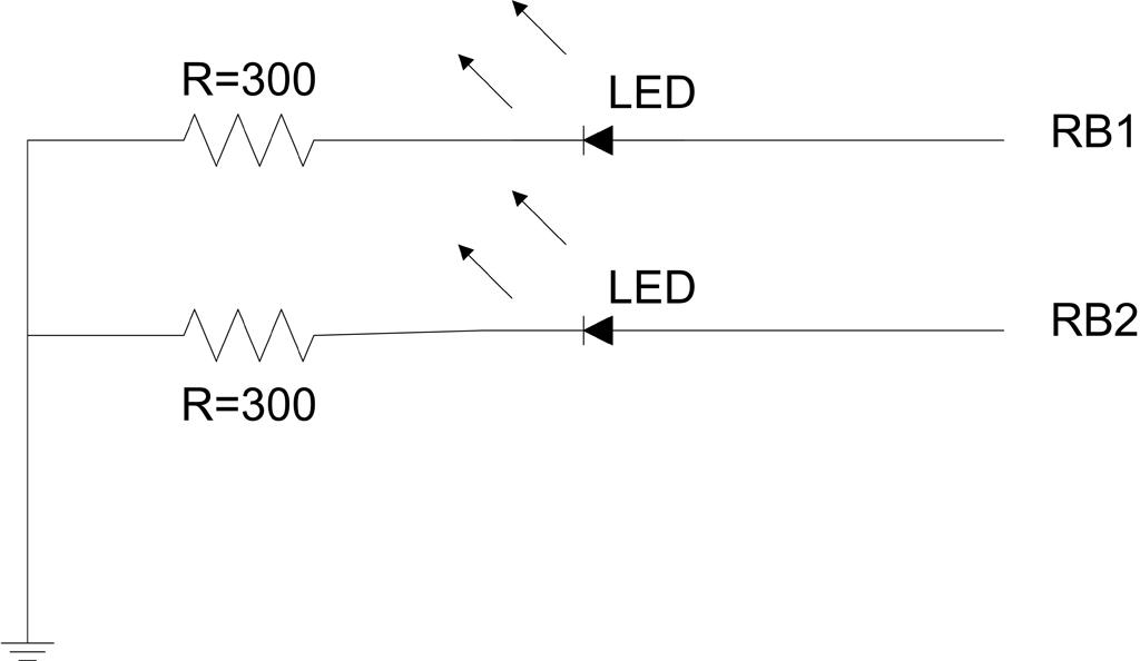 Circuito led