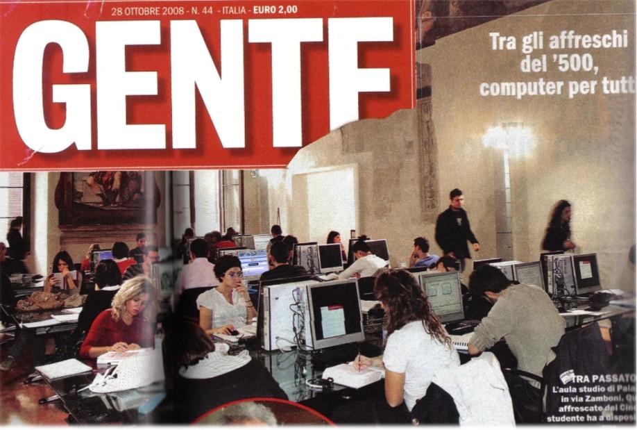 Edicola for Gente settimanale sito