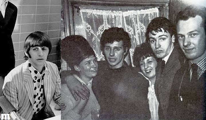 pete best was billy shears