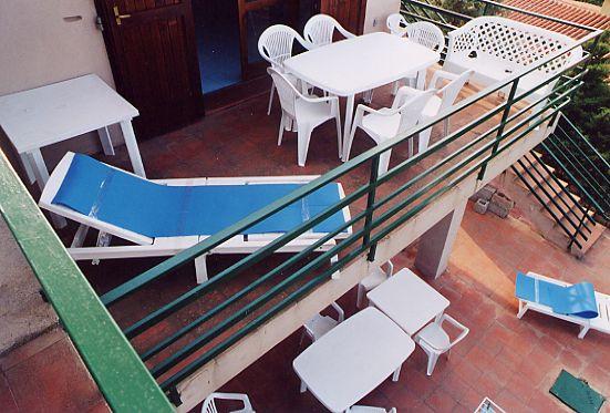 Mare di sardegna san teodoro for Divanetto da balcone