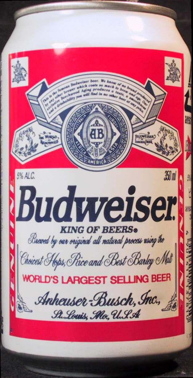 Budweiser Fronte