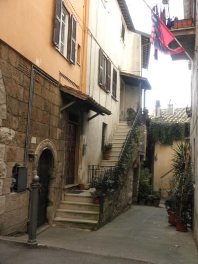 angolo suggestivo del Borgo