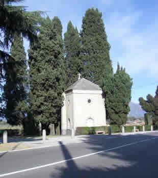 Tomba di Luciano Manara