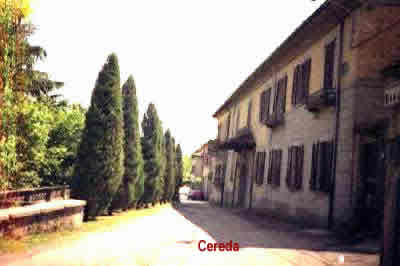 Cereda (Rovagnate)