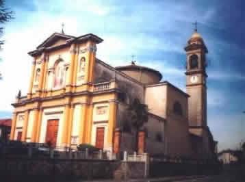Galgiana (Casatenovo): la Chiesa