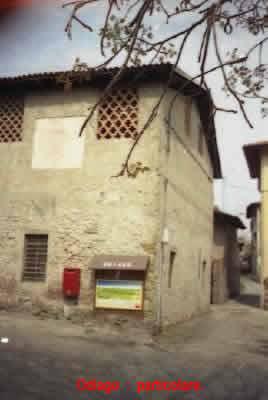 Odiago: borgo rurale vicino a Villa d'Adda (BG)