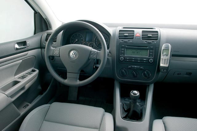 Golf v for Golf 5 interieur 2008