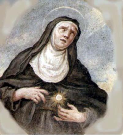 Resultado de imagen para Santa Juliana Falconieri