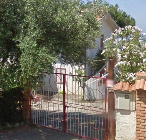 Casa panoramica a Capo Vaticano vicino Tropea, vicino al mare