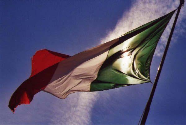 aujourd'hui fermé: fête de la Republique italien dans images bandiera.italiana