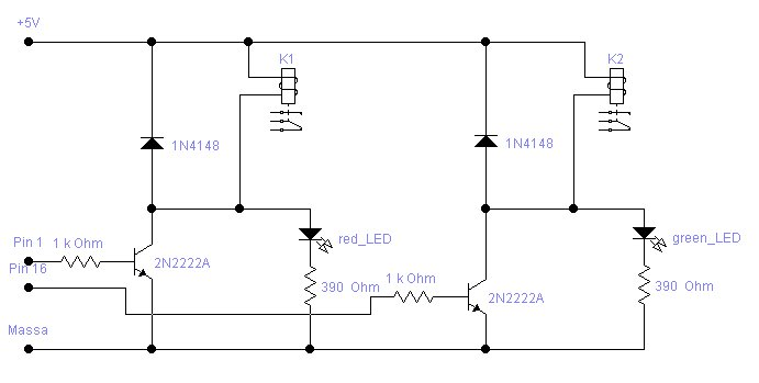 Schema Elettrico Booster Spirit : Progetto modulo relè da collegare al booster