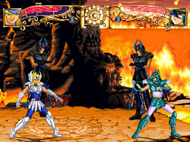 Stage Evil Ikki