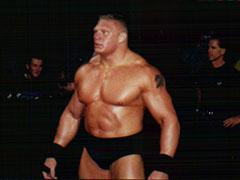 Brock Lesnar - Next Big Thing della WWF