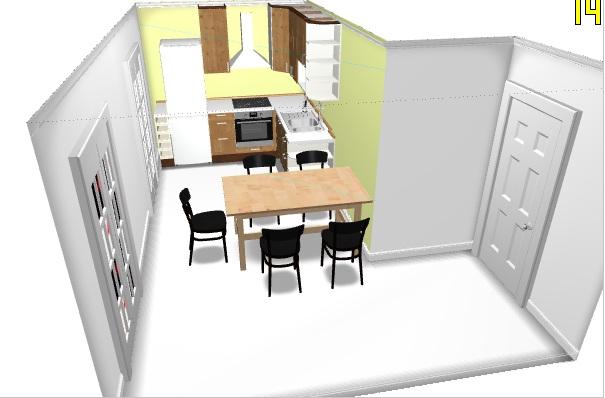 Isola cucina dimensioni minime cucina veneta cucine con isola with isola cucina dimensioni - Dimensioni minime cucina bar ...