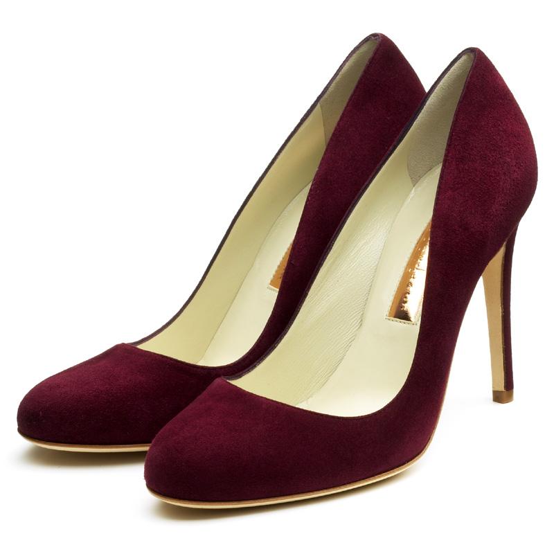 scarpe vinaccia