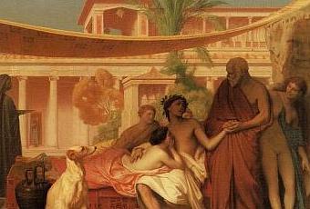 Lena, meretrice greca