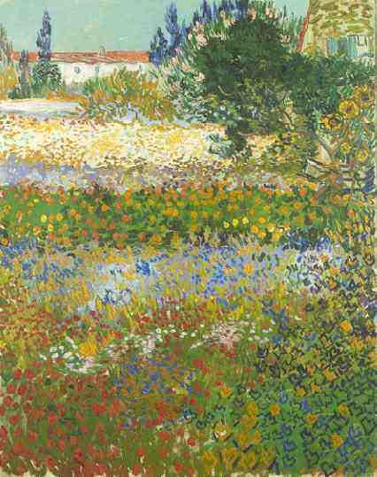 Giardino con fiori for Giardino con fiori