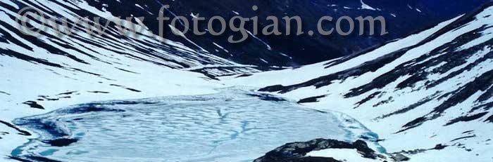 Laghi della Val Savarenche