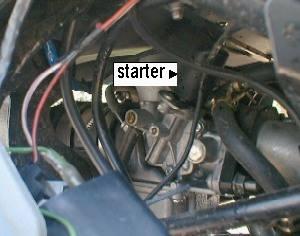 come funziona lo starter automatico per scooter