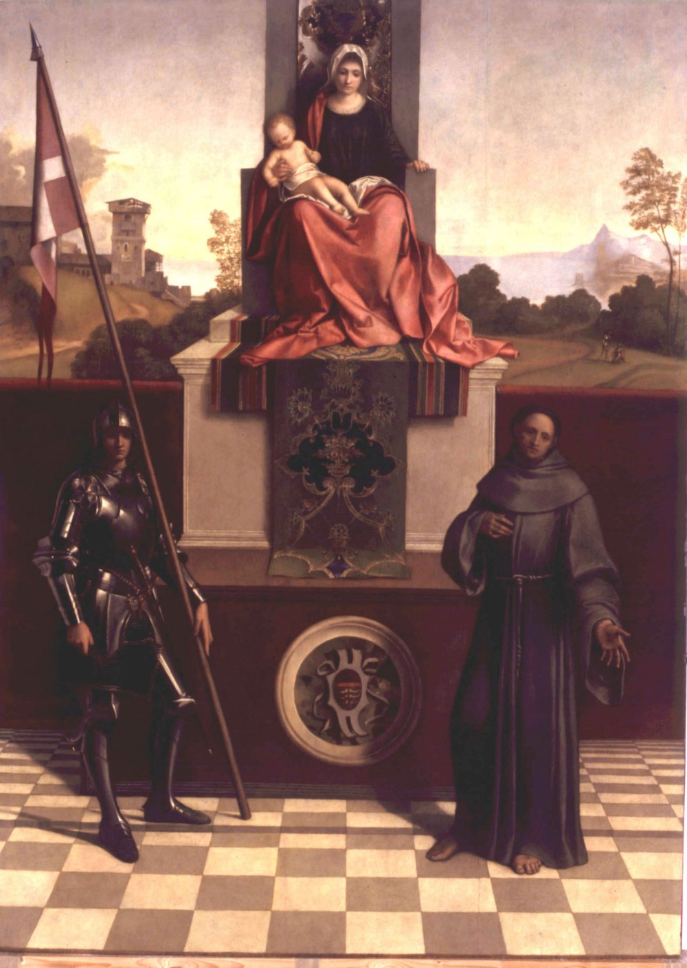 Giorgione le maraviglie dell 39 arte for Fondaco significato