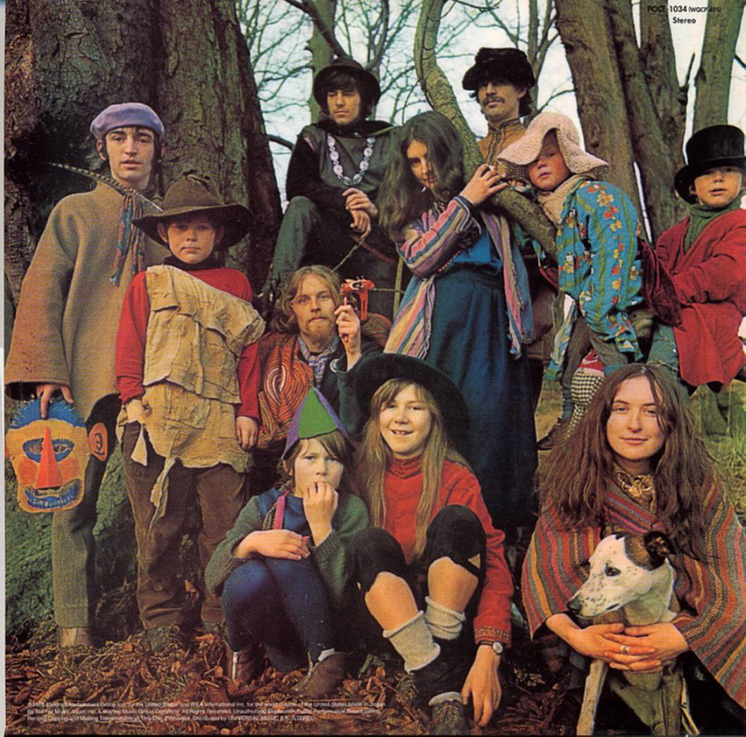 The Incredible String Band 5000 Spirits Vinyl Incredible