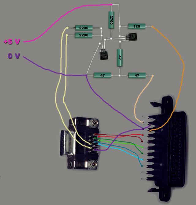 collegare N64 al componente
