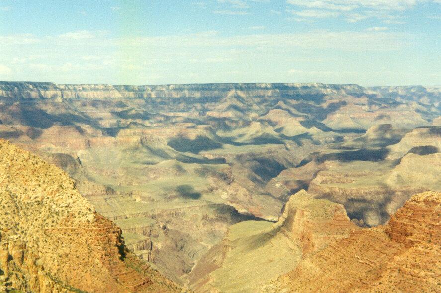 Viaggi e miraggi america mitico west arizona pt 3 4 for Grand canyon north rim mappa della cabina