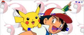 Ash e Pika